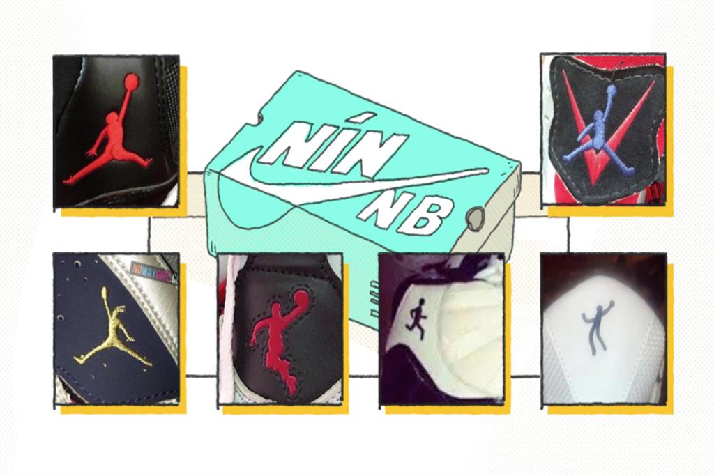 Logos de copie drôle à Putian China